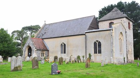 All Saint's Church, Chedgrave. Picture: Nick Butcher.