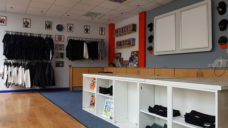 The new store opening this Saturday in Rose Lane. Picture: WAW