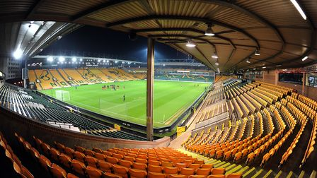 Carrow Road, Norwich . Picture by Matthew Usher/Focus Images Ltd