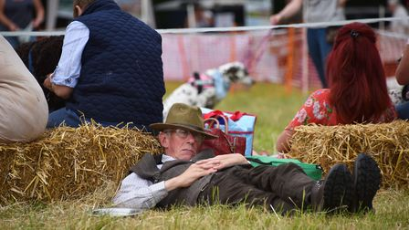 Sotterley Country Fair. Picture : ANTONY KELLY