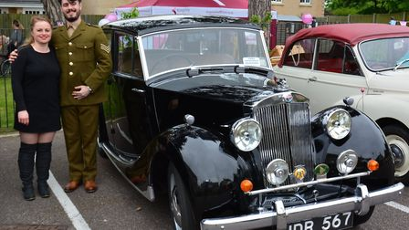 A flashback to last year�'s vintage fair at Kirkley Manor in Kirkley Park Road. Picture: Courtesy of