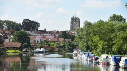 Beccles Charter Weekend is taking place on July 1 and 2. Picture: Nick Butcher.