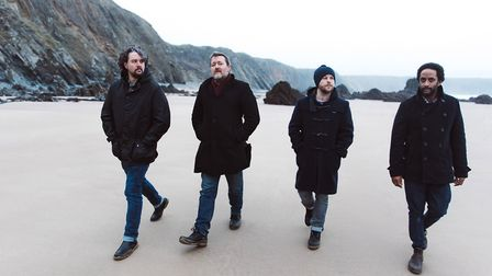 Elbow are performing at Thetford Forest on Thursday June 29. Picture: Andrew Whitton