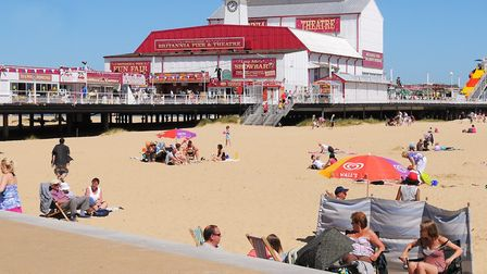 Great Yarmouth Britannia Pier & Theatre. Picture: James Bass