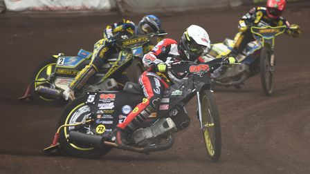 King's Lynn's scheduled meeting at Belle Vue has fallen victim to the weather. Picture: Ian Burt