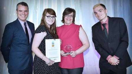 Innovation of the Year - Winner: Access Community Trust, Sams & The Enterprise Lounge. Picture: JAME