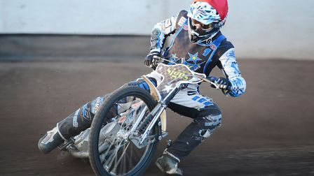 Steve Worrall during his time with the Young Stars. Picture: Ian Burt