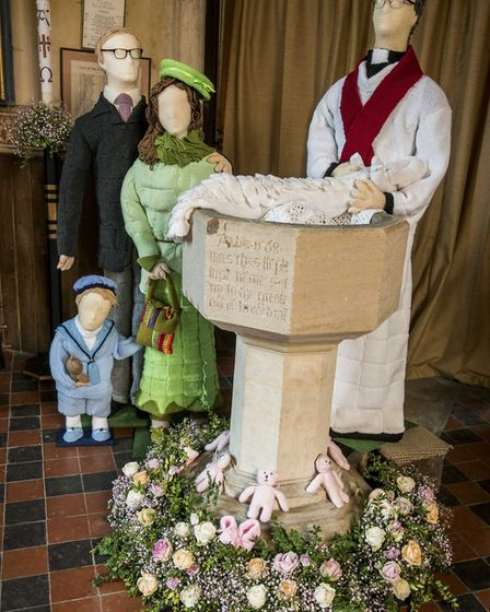 The Blossom and Yarn Festival is taking place this weekend in multiple churches - The Royal Christen