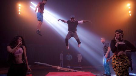 Acéléré will be performed by Circolombia. Picture: Circolombia