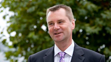 Mark Upton, partner at East Anglian chartered accountants Ensors and chairman of insolvency trade bo
