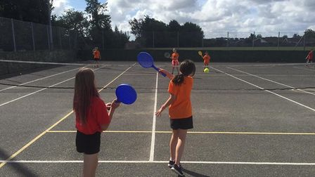 NNDC's summer of sporting activities. Picture: NNDC