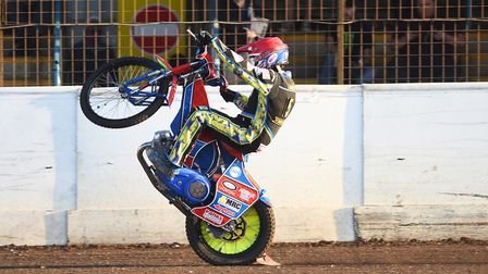 Robert Lambert is ready to play his part for the GB Lions tonight. Picture: Ian Burt