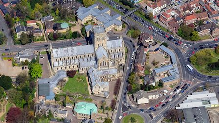 The Roman Catholic Cathedral in Norwich. Picture: John Fielding