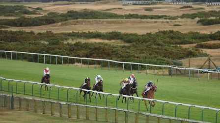 Racing returns to Great Yarmouth this afternoon.Picture: Nick Butcher