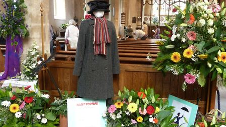 Old Hunstanton Flower Festival: Submitted