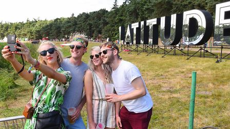 Latitude Festival at Henham Park near Southwold,has become a popular fixture on the local cultural c