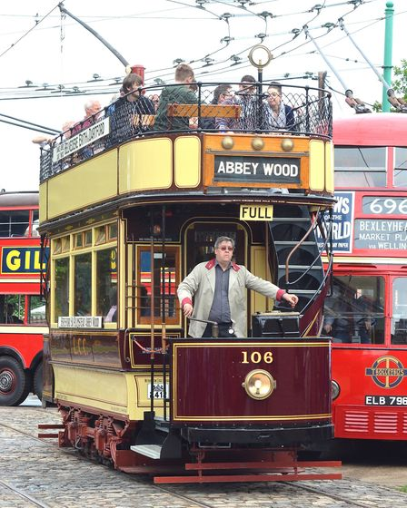 The Museum hosts a number of themed events between April and October every year. Picture: Mick Howe