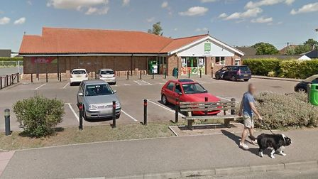 The Co-op store in Spixworth. Photo: Google Street View.