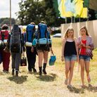 This year's Latitude Festival is under way. Photo: Contributed