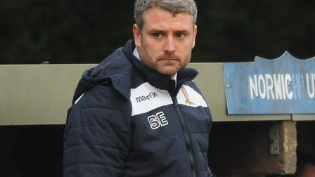 Steve Eastaugh will take charge of Norwich United's opening game of the season at home to Haringey B
