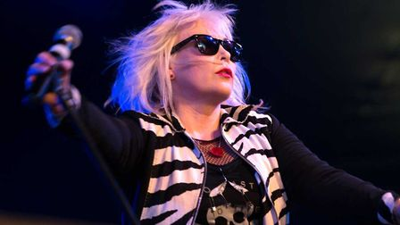 Blondie tribute act Blondied will be playing as part of the Fake Festivals music event in Thetford.