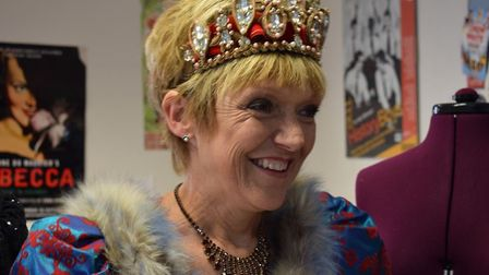 Gillian Wright has been cast as the baddie in this year's Theatre Royal pantomime Sleeping Beauty. P