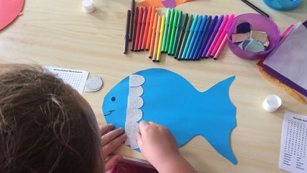 A new project - FISH - is being run by Lowestoft Community Church and the Salvation Army Church to h