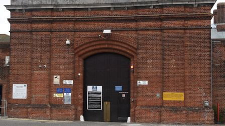 An officer was stabbed in Norwich prison in June where attacks on staff have also rocketed. Photo: S
