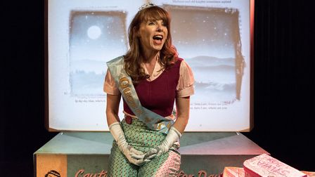Tanya Holt will address the travails and triumphs of parenthood with her show Cautionary Tales for D