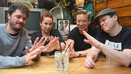 Bar owners get together to say No to plastic straws as they encourage bars and restaurants to take p