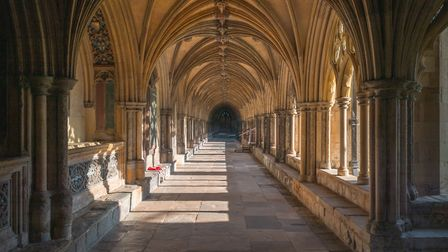 Filmmaker Rob Whitworth has created a new short film for Norwich Cathedral called Norwich...a story.