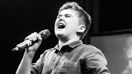Langley School pupil Will Daniels has made it through to the final of the national talent contest Te