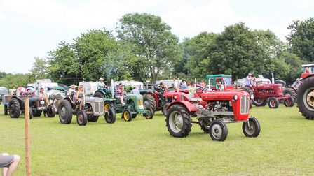 Swanton Morley Tractor Rally. Picture Tina Potter