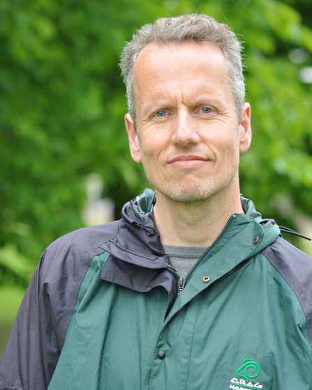 Prof Andy Jones, from University of East Anglia's Norwich School of Medicine, who was involved with