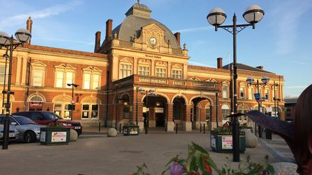 Norwich railway station Picture: Roger Grice