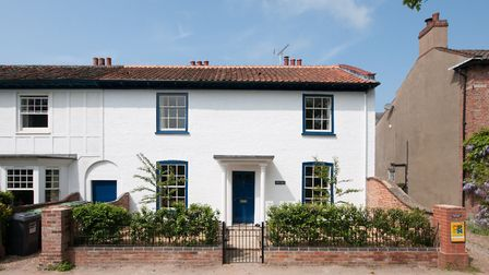 A week in Spicer's holiday house in Wells has been offered in an auction raising money for the RNLI.
