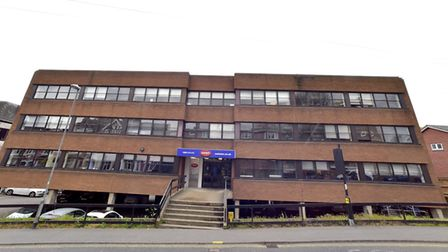 Swinton Insurance call centre on Rosary Road, Norwich. Picture: Nick Butcher