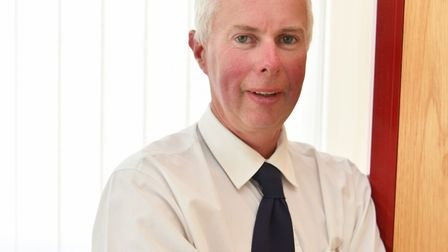 Patrick Thirkettle has been taking part in a diabetes study at the Norfolk and Norwich Hospital. Byl