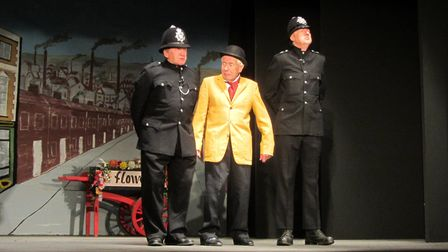 The Blakeney Players' production Don't Call Me Shirley. Picture: The Blakeney Players