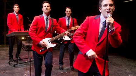Norwich Theatre Royal new shows - Jersey Boys. Photo: Joan Marcus.