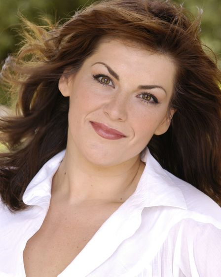Norwich Theatre Royal new shows - Jodie Prenger is appearing in the musical Fat Friends. Photo: supp