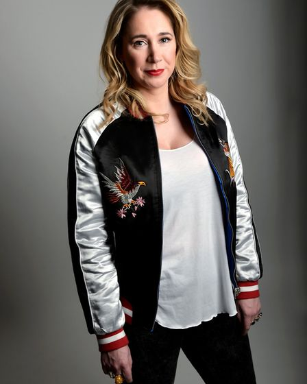 Outspoken and alarmingly honest Tiff Stevenson coming to Norwich's Laugh in the Park. Picture: Steve