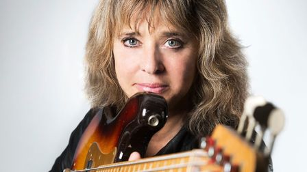Suzi Quarto will play at the Theatre in the Woods as part of the Holt Festival in Norfolk on July 29