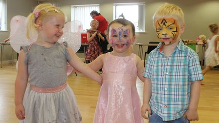Sheringham Carnival prince and princess selection disco. Picture: KAREN BETHELL