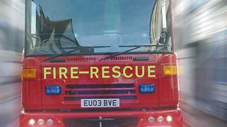 Firefighters had a busy day in North Norfolk. Picture: Archant library