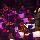 The Royal Liverpool Philharmonic Orchestra performed at the Corn Exchange for King's Lynnn Festival
