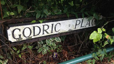 """Police are at the scene of a """"unexplained"""" death at a property in Godric Place in Norwich. Picture E"""