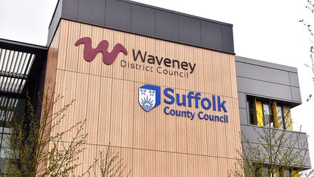 Waveney District Council have responded to comments made by Adriano Guedes. Picture: James Bass