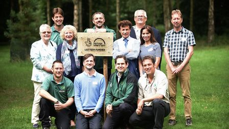 The Forestry Commission has been given a grant of £610, 300. Picture: Ian Burt