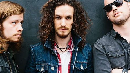 Raveneye featuring Norfolk's own Oli Brown who returns to wow the crowds at Download Festival 2017.